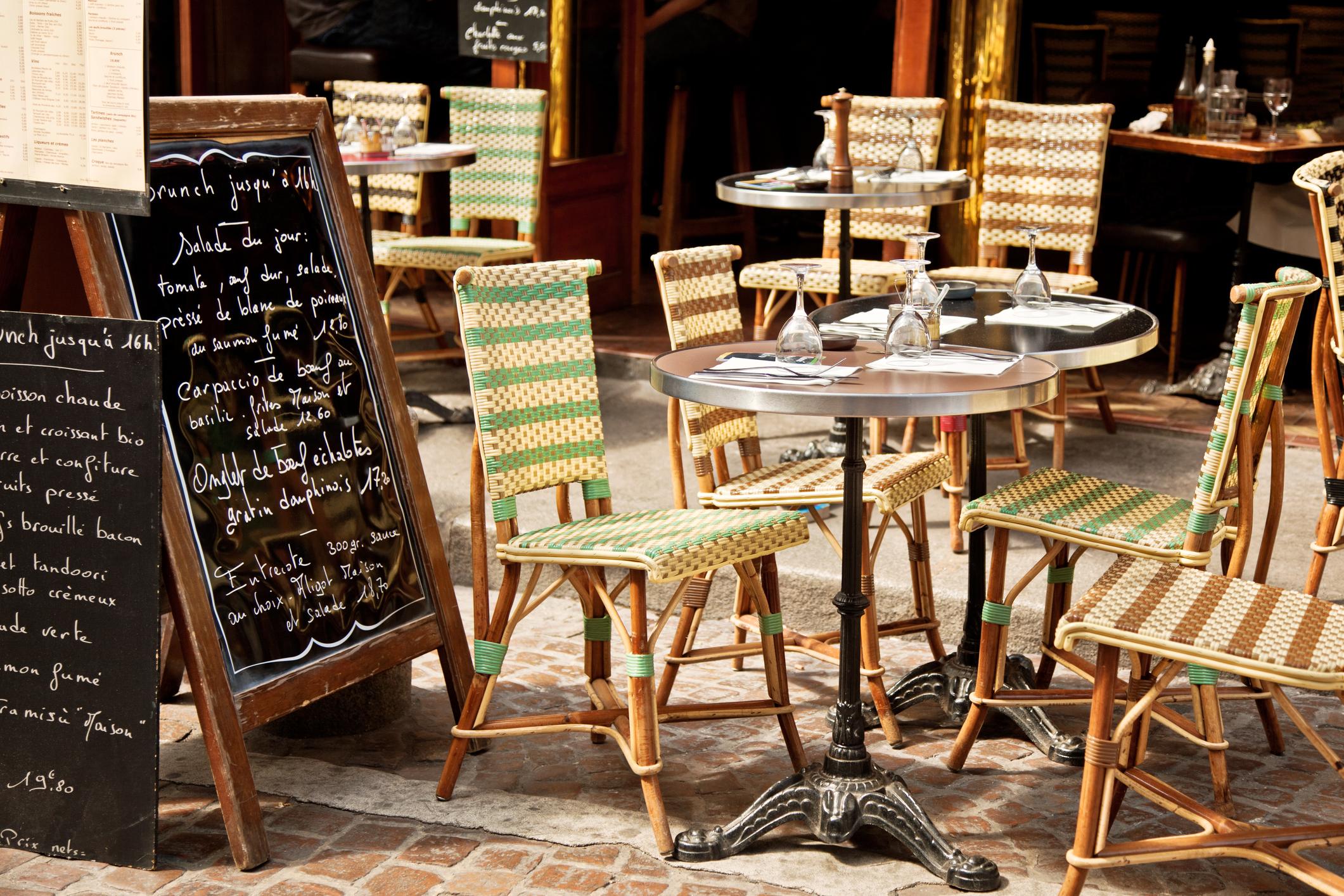 Store pour restaurant